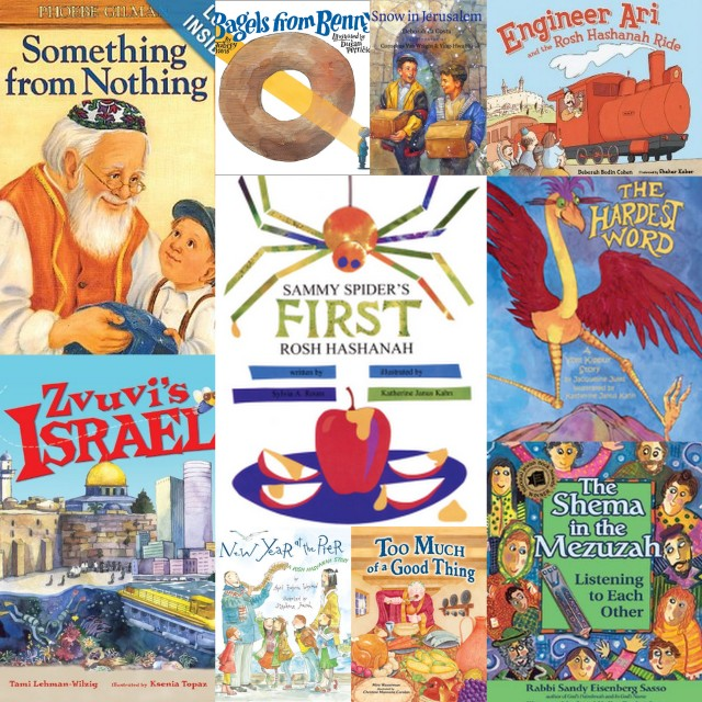 10 awesome Jewish picture book...