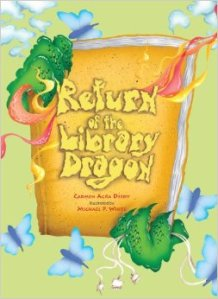 library dragon returns