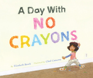 no crayons cover