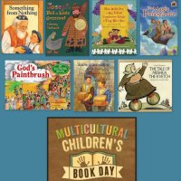Jewish Books for Multicultural Children's Book Day