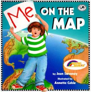 me on the map books my kids read