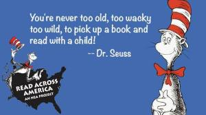 Hooray for Dr. Seuss!