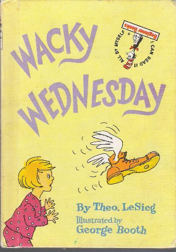 Wacky Wednesday Dr. Seuss quotes | Books My Kids...