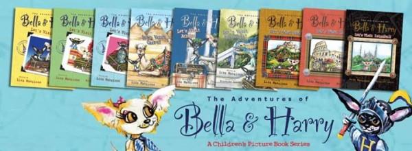 Bella-and-Harry-books-e1376703129894