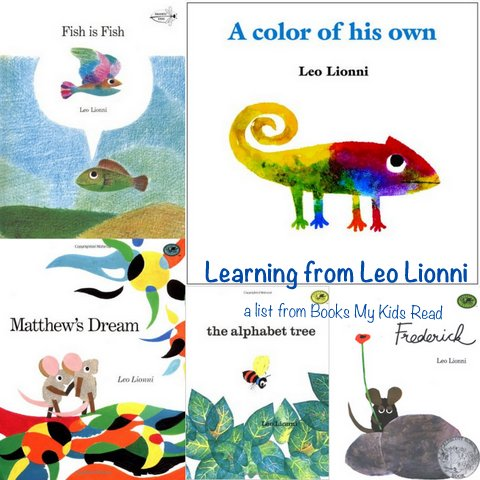 Lessons from Leo Lionni – Books My Kids Read
