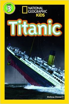 What was the titanic book