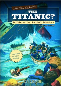 Diving Into The Titanic Books My Kids Read