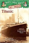 magic tree house titanic