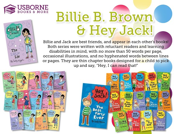 Young Fiction 5 - Billie B & Hey Jack