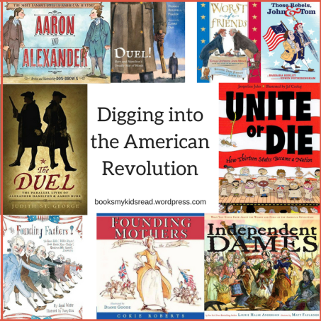 Digging into the American Revolution