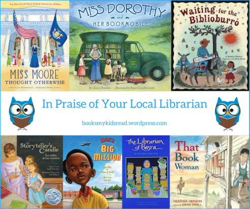 In Praise of Your Local Librarian