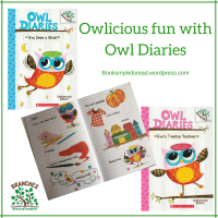 Owl Diaries - An Owltastic Early Chapter Book Series