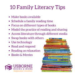 10 Family Literacy Tips