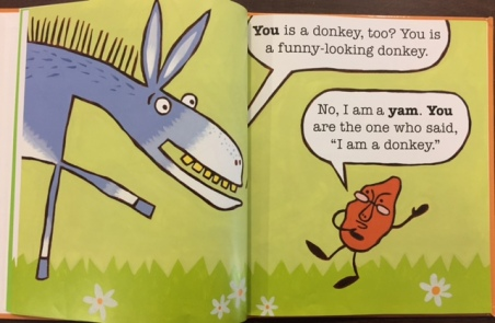 I Yam a Donkey 2