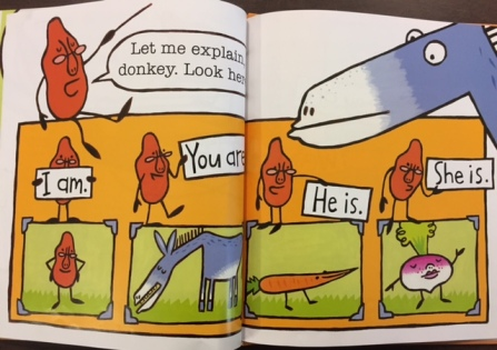 I Yam a Donkey 4