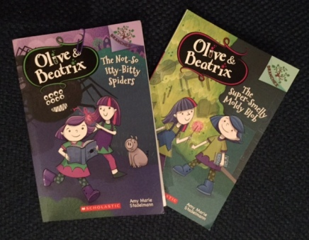 beatrix and olive covers