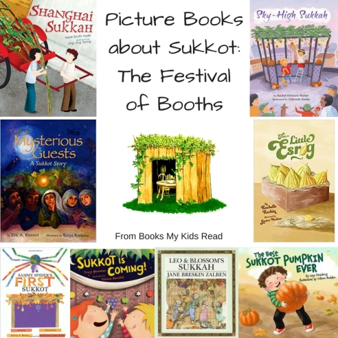 Picture Booksabout Sukkot