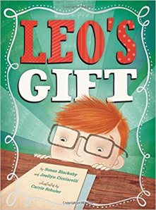 leo's gift cover