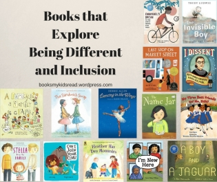 Books that ExploreBeing Different and Inclusion