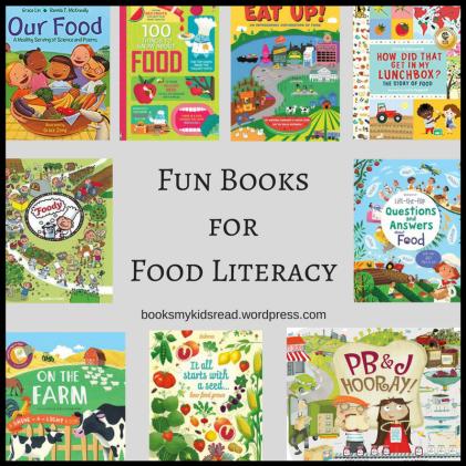 Fun Books for Food Literacy