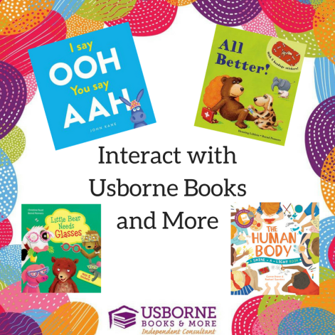 Interact with Usborne Books & More