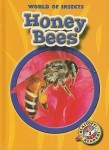 honey bees world of insects cover