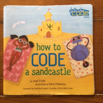 how to code sandcastle cover