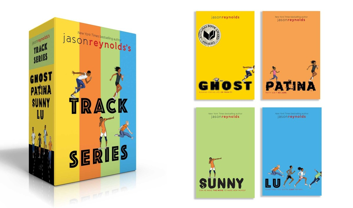 The Track Series and Why Libraries are so Important
